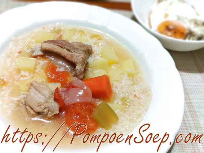Bouillon soep