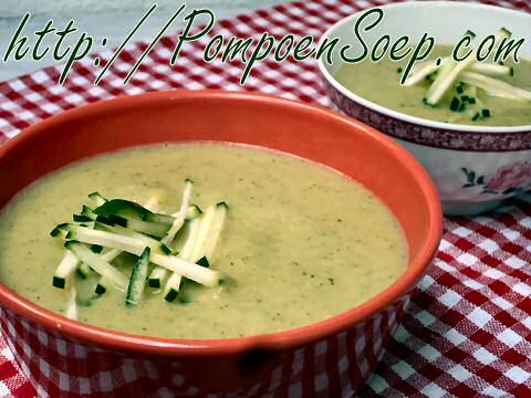 Courgettesoep recept