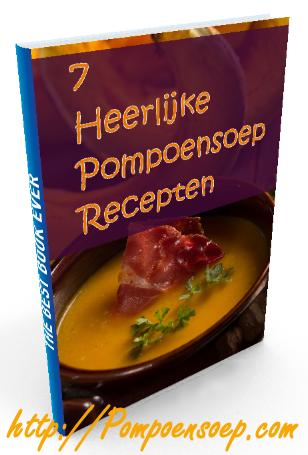 30 minuten pompoensoep recepten kookboek