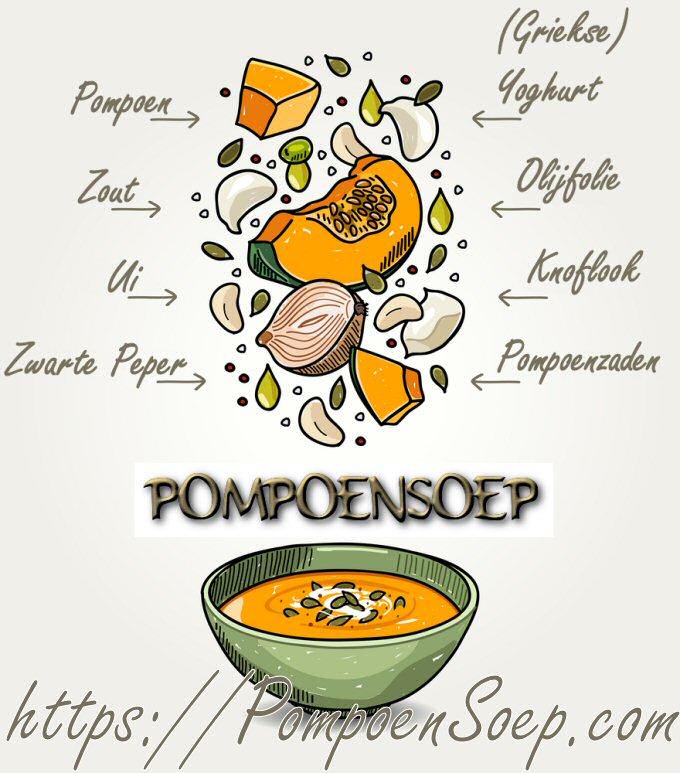 Hoe maak je pompoensoep