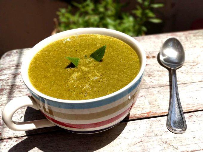 Kabocha soep