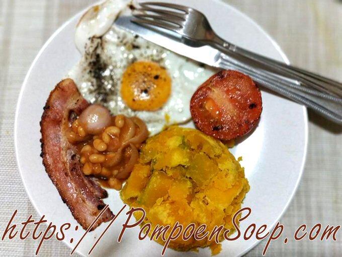 Pompoen als aardappelvervanger: mijn topfavoriet!