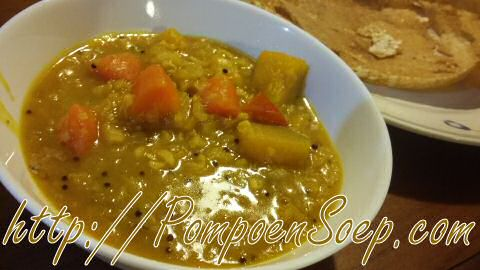 Pompoencurry