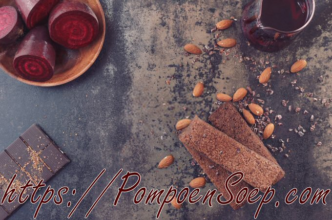 Rode bieten brownies