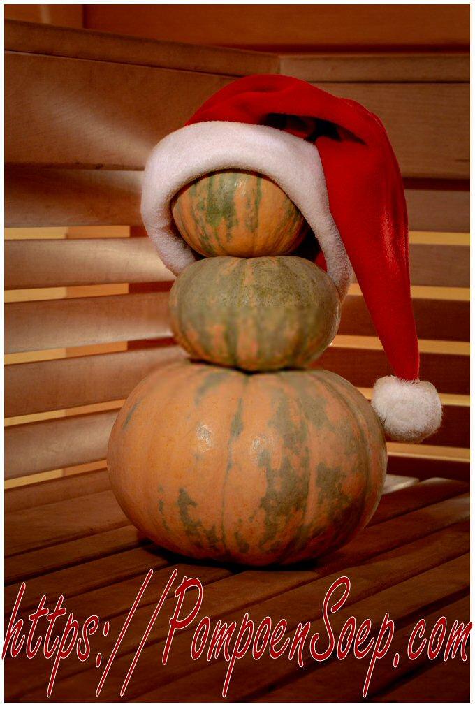 Sinterklaas pompoenen