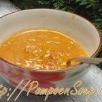 Pompoen tomatensoep