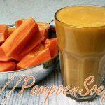 Papaya smoothie
