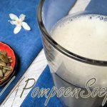 Pompoenpitten eten en drinken