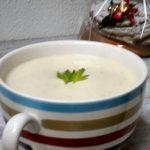 Moeder's bloemkoolsoep = Gezond Genieten zoals op restaurant