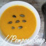 Pompoensoep recept simpel