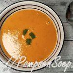 Lekker gekruide Tomaat Pompoensoep die ieder kan Maken