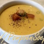 Simpel pompoensoep recept