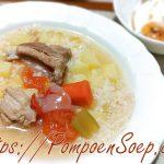 20 kommen warme en gezellige bouillon soep: 2 lekkere recepten!