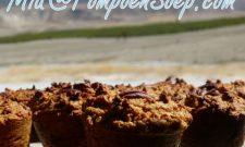 Hoe maak je perfecte pompoenmuffins