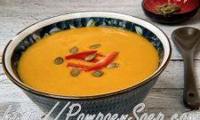 Je goedkoopste paprika pompoensoep | Klaar in 30 Minuten