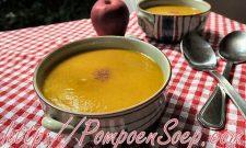 Super Simpel Paleo Recept: Butternutsoep